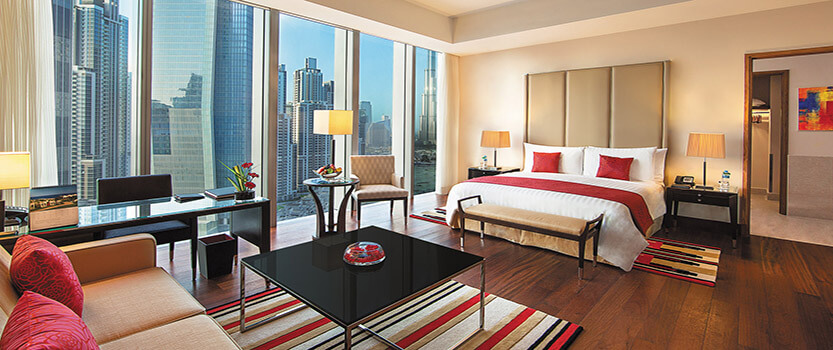 Suite Surprises - Offers at The Oberoi, Dubai